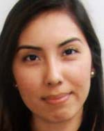 Photo of Claudia Perez.