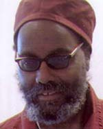 Photo of Mumia Abu-Jamal.